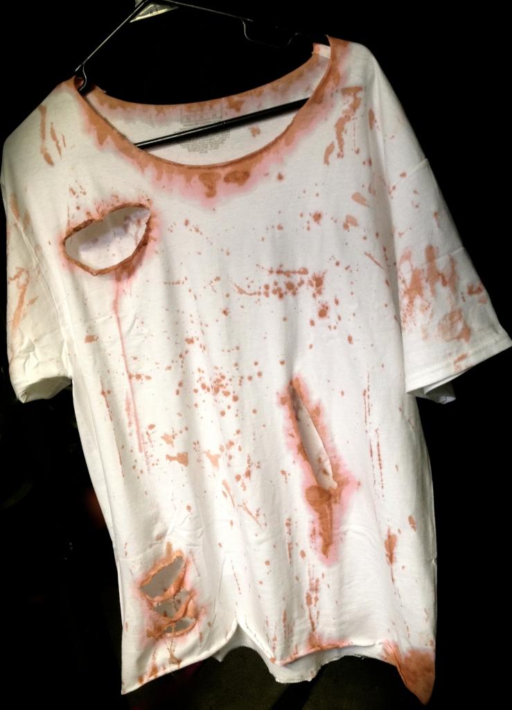DIY Zombie Shirt – Tori Story  DIY Zombie Shir...